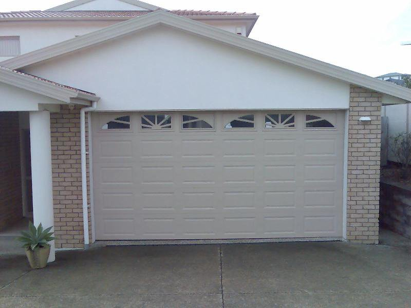 Sectional and panel lift garage doors in sydney a1 automate for A1 affordable garage door