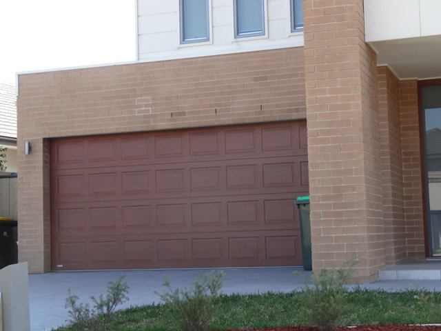 Timber Garage Door 5